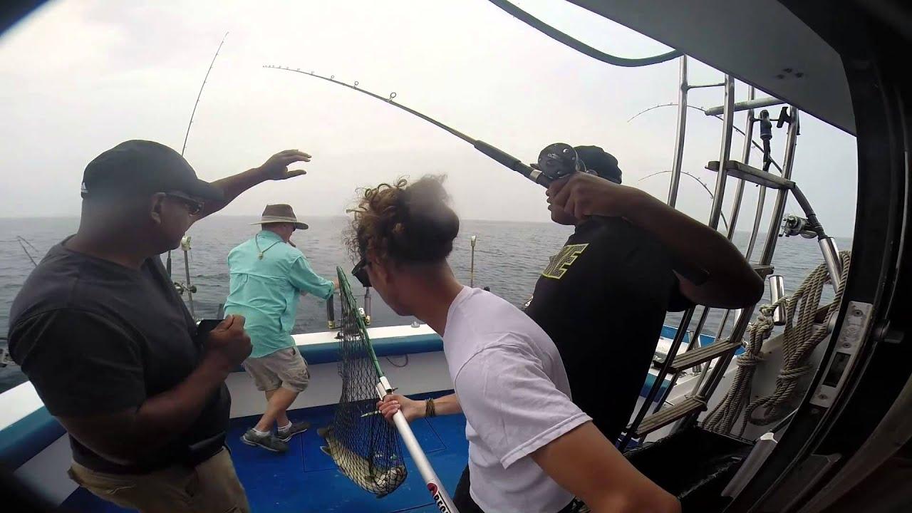Aarons 50th Birthday on the Angler