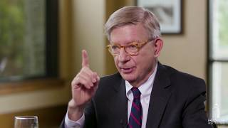 George F. Will Is The Umpire On Politics And Baseball