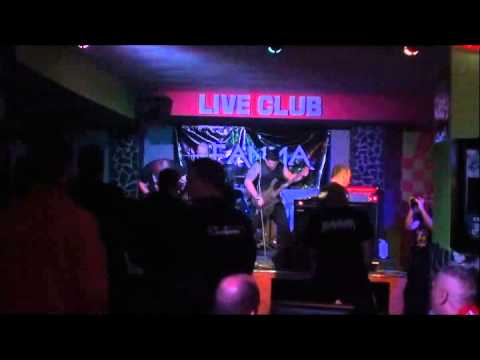 Famma - FAMMA - Sacred Lies /Live Club Humenné 27.09.2014/