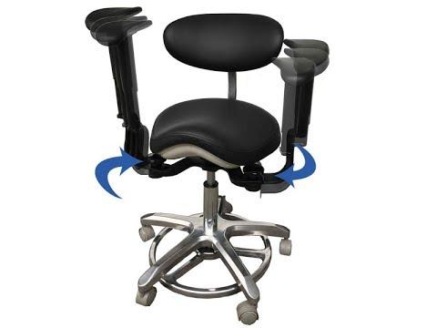 New StyleDental Doctor's Stool/Operator Stool