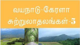 வயநாடு கேரளா சுற்றுலா I Wayanad Tourist Places