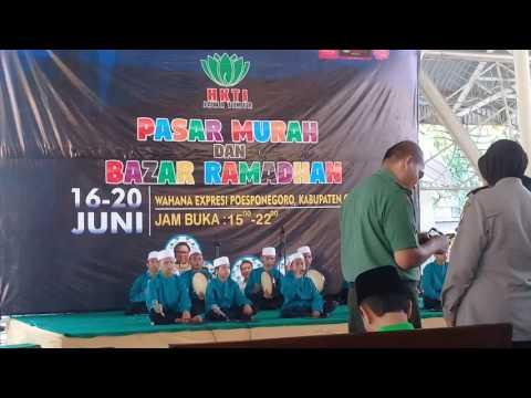 Video AZ ZAINI - UNDANGAN ACARA BAZAR RAMADHAN( HKTI ) JAWA TIMUR