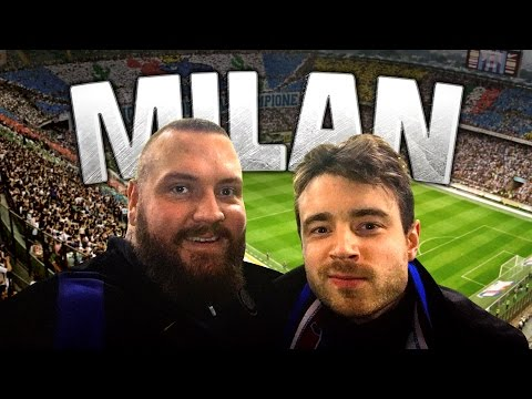 SURVIVING THE ULTRAS IN THE SAN SIRO | Lost In Football