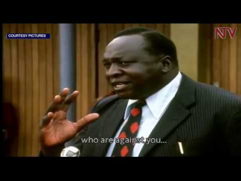 IDI AMIN'S LEGACY: A president who loved sports