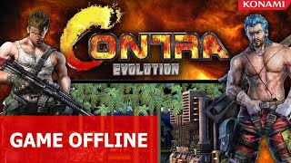 Contra 3D trên PC - Contra Evolution HD - Phần 2 (End)