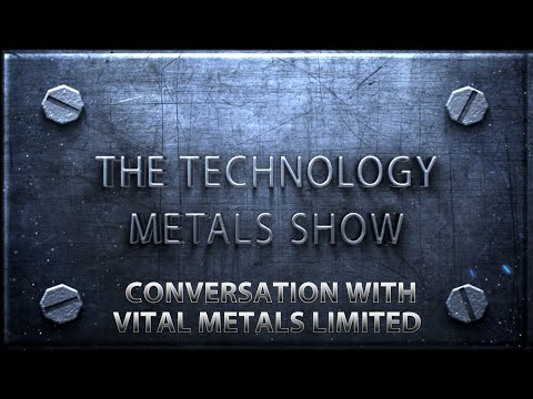 Jack Lifton with Geoff Atkins on Vital Metals' expected 20 ... Thumbnail
