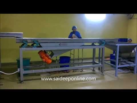 Motorized Vibrating Conveyor