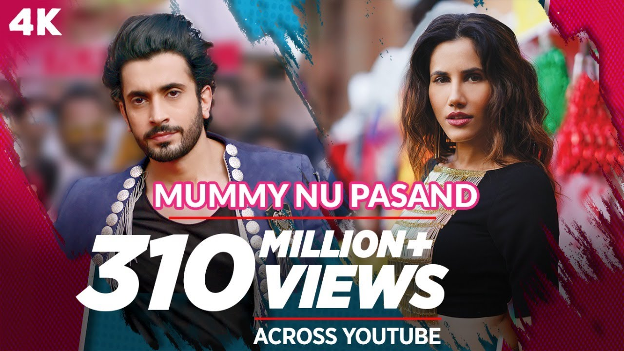 Meri Mummy nu pasand nhi tu - Sunanda Sharma | lyrics for romantic song