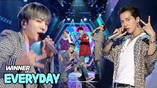 [HOT] WINNER - EVERYDAY, 위너 - 에브리데이 Music core 20180519