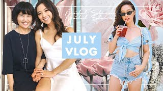 My Bridal Shower | July Vlog