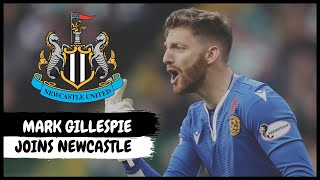 Official: Newcastle sign Mark Gillespie