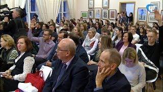 В Великом Новгороде побывал генеральный директор ВЦИОМ Валерий Фёдоров
