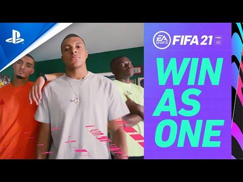 trailer de lancement pour FIFA 21 de FIFA 21