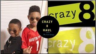 Crazy 8 Haul Boys Fashion  The Nurse Lounge