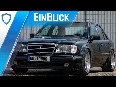 Mercedes-Benz W124 500E MAE ('92) - Das Beste oder Nichts, mit freundlichen Grüßen aus Zuffenhausen!