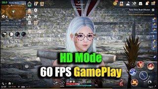 Black Desert Mobile HD Mode 60 FPS GamePlay Testing