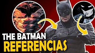 THE BATMAN: TODAS AS REFERÊNCIAS DO NOVO UNIFORME