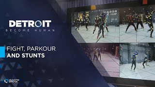 Fight, Parkour and Stunts