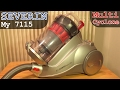 Severin My 7115 Multi Cyclone Vacuum Unboxing and Full Overview