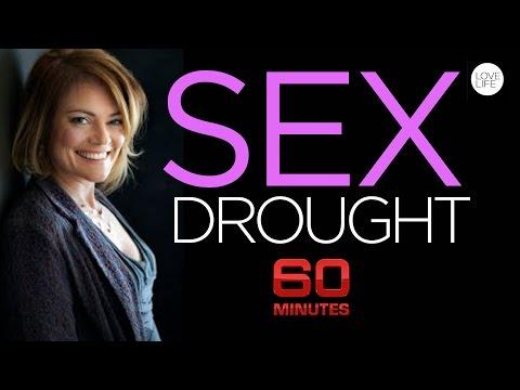 On 60 Minutes: How to break the sex drought and save your relationship