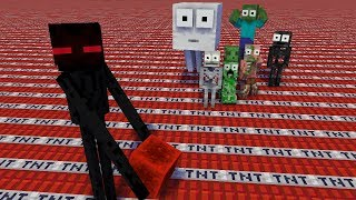 MONSTER SCHOOL : Enderman become EVIL! Minecraft Animation