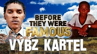 VYBZ KARTEL - Before They Were Famous - Infrared