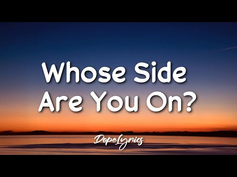 Lexis J, Kate Krienis - Whose Side Are You On? (Lyrics) 🎵