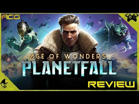 Age of Wonders Planetfall Review video thumbnail