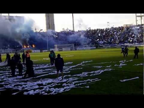 """""""Alvarado 2 Roca 2"""" Barra: La Brava • Club: Alvarado"""