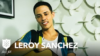 """Leroy Sanchez - Q&A and Acoustic Performance of """"Till Death Do Us Part"""" 