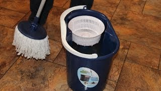 🍀 Twist and Shout Mop - Spin Mop Review  READ THE UPDATE👈