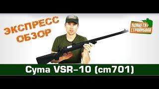 Cyma Винтовка VSR-10 (cm701)