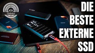 """Die BESTE externe SSD fürs MacBook Pro und alles anderen? """"Next-Gen"""" USB-C SSD Review"""