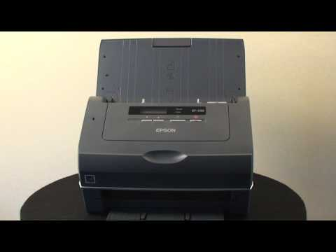 Epson GT-S50 Document Scanner Review
