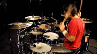 Cobus - Paramore - Monster (Drum Cover)