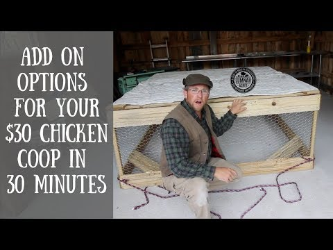 DIY Chicken Coop Hacks for Easy Movability