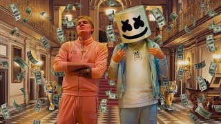 Gambar cover Marshmello & SVDDEN DEATH - Sell Out