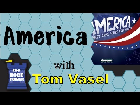 America Review - with Tom Vasel