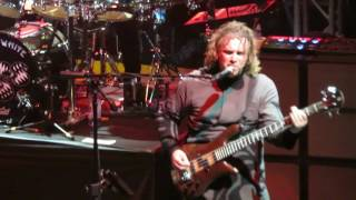 Yes - Asia's Heat of the Moment - Feb 8, 2017 - Cruise to the Edge