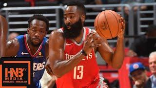 Houston Rockets vs LA Clippers Full Game Highlights | 10.21.2018, NBA Season