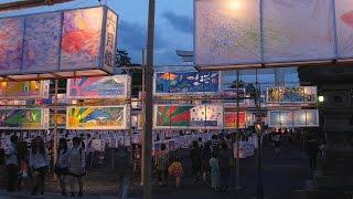 KAGOSHIMA Energetic Japan ?Summer Festival in Kagoshima, Japan 4k