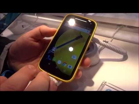 Motorola Moto E 2015, video anteprima dal MWC 2015