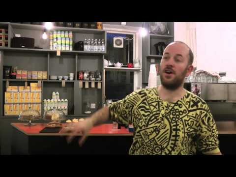 How to start your own coffee shop