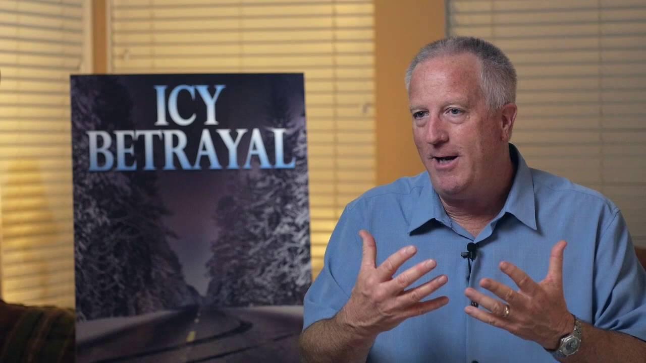 David Keith, Author - Icy Betrayal