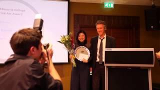 Ashbourne College Awards 2013