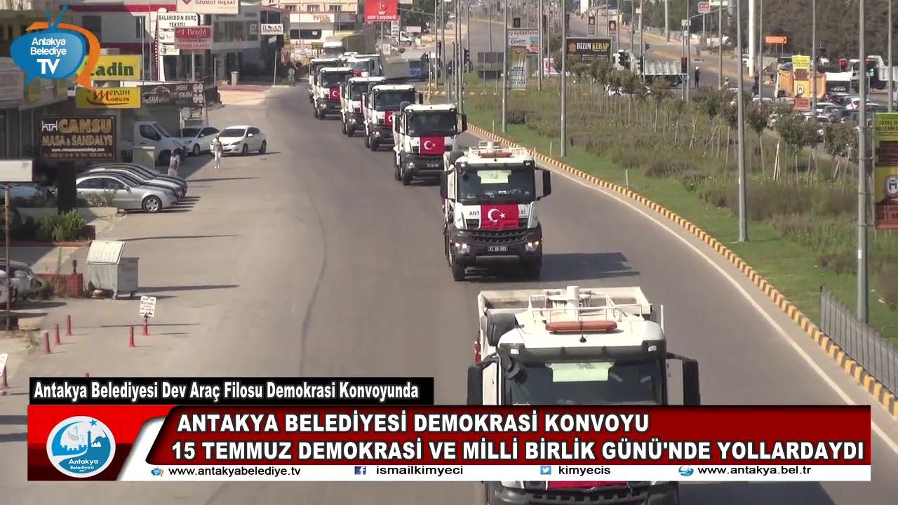 ANTAKYA BELEDİYESİ DEMOKRASİ K...