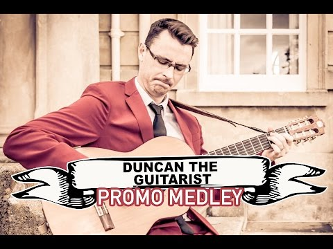 Duncan The Guitarist Video