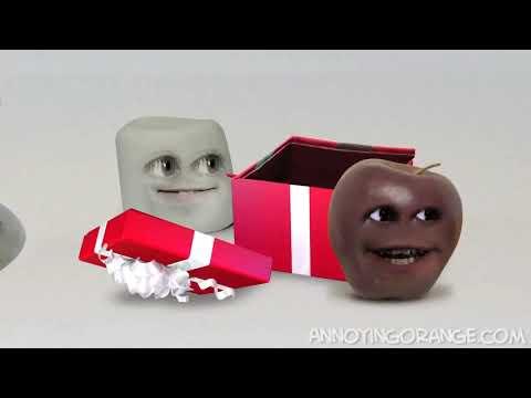 Otravný Pomeranč a Vánoční dárky - Fénix ProDabing