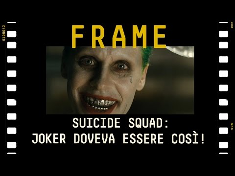 Suicide Squad: Joker doveva essere così! #Frame