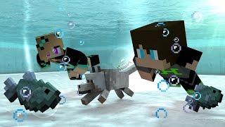 Kahraman Kurtarıcılar - Minecraft Hikayeleri #3